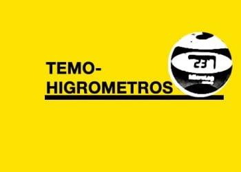 Termo-Higrómetros